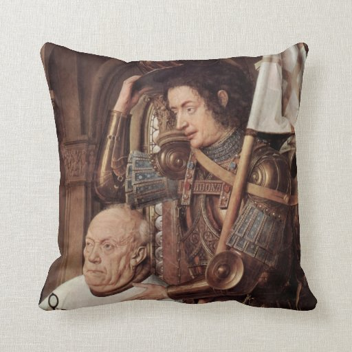 Jan Ven Eyck Art Pillows