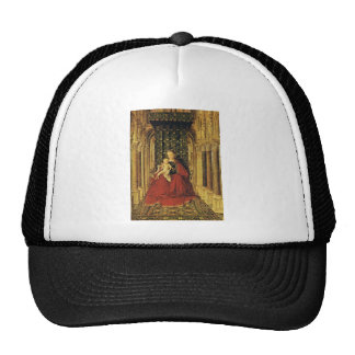 Jan Ven Eyck Art Trucker Hats