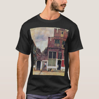 jan vermeer van delft 025  johannes vermeer jan ve T-Shirt