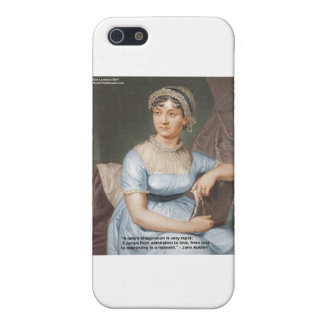 Jane Austen Friendship/Love/Balm Love Quote Gifts iPhone 5 Cover