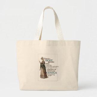 Jane Austen Genius Bag