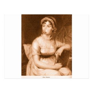 Jane Austen Postcard