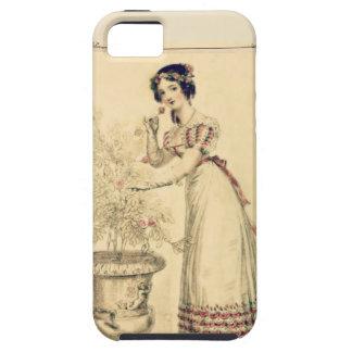 Jane Austen Regency Ball Gown iPhone 5 Cover