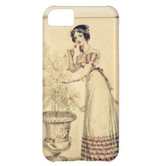Jane Austen Regency Ball Gown iPhone 5C Case