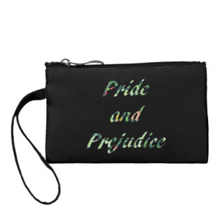 Jane Austen's Pride and Prejudice Double-Sided Coin Purse