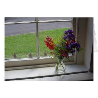 Jane Austen's Window Card