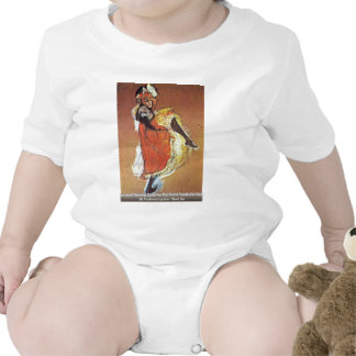 Jane Avril Dancing Study For The Poster Shirt