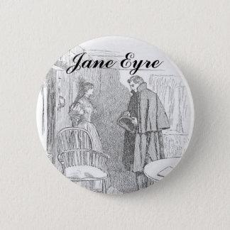 Jane Eyre 6 Cm Round Badge