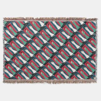 Jane Eyre Design Throw Blanket