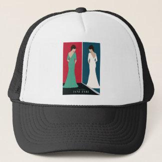 Jane Eyre Design Trucker Hat