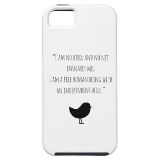 Jane Eyre inspirational phone case
