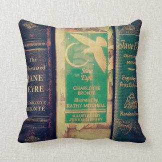 Jane Eyre Pillow