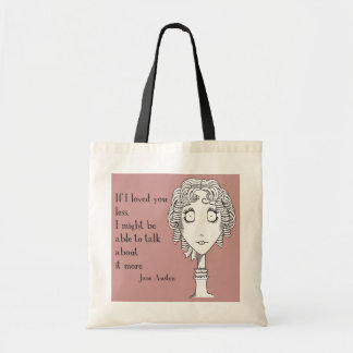 Jane quote tote