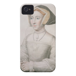 Jane Seymour (c.1509-37) engraved by Francesco Bar iPhone 4 Covers