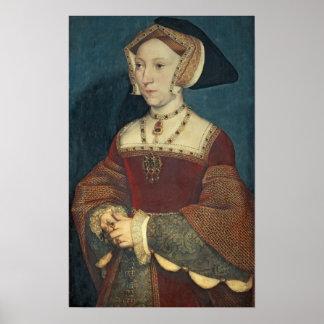Jane Seymour Poster