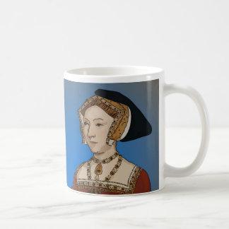 Jane Seymour Queen of Henry VIII Of England Basic White Mug