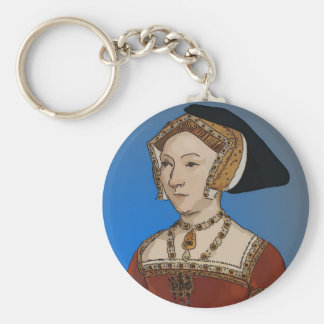 Jane Seymour Queen of Henry VIII Of England Key Chain