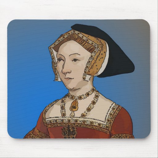 Jane Seymour Queen of Henry VIII Of England Mouse Pads
