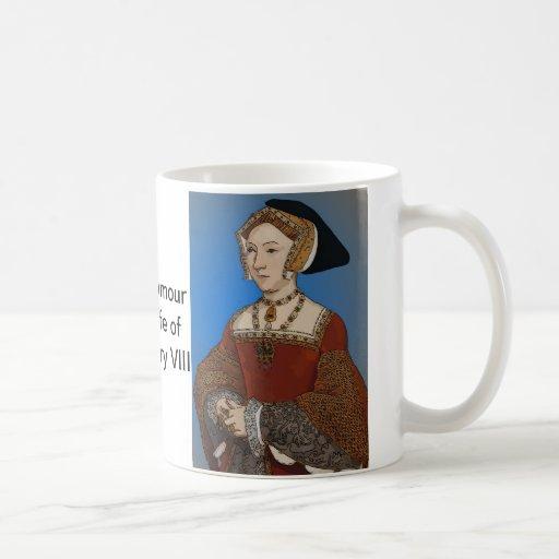 Jane Seymour Queen of Henry VIII Of England Coffee Mug