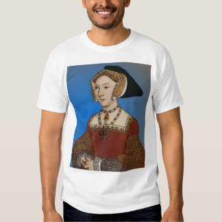 Jane Seymour Queen of Henry VIII Of England Shirts