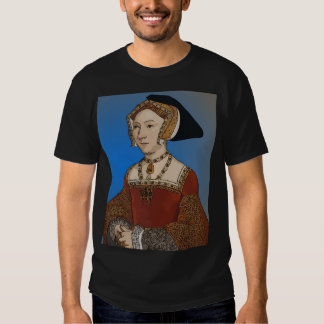 Jane Seymour Queen of Henry VIII Of England T Shirt