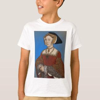 Jane Seymour Queen of Henry VIII Of England Tee Shirts
