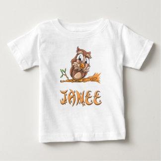 Janee Owl Baby T-Shirt