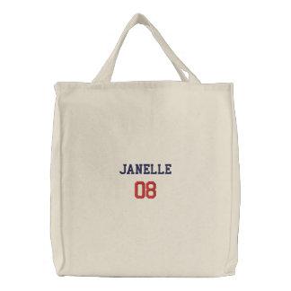 JANELLE, 08 EMBROIDERED BAG