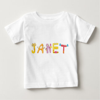 Janet Baby T-Shirt