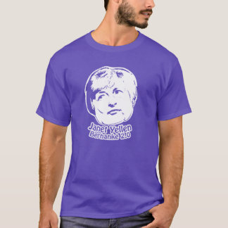 Janet Yellen - Bernanke 2.0 T-Shirt