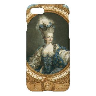 Janinet Portrait of Marie-Antoinette Fine Art iPhone 7 Case
