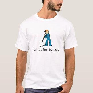 janitor, Computer Janitor T-Shirt