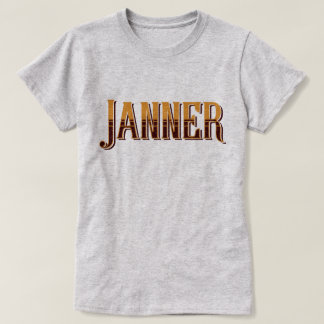 Janner Devon Dialect Slang Tee Shirt
