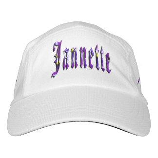 Jannette, Name, Logo, Knit Performance Cap