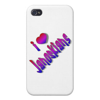 Janoskians iphone cover case for iPhone 4
