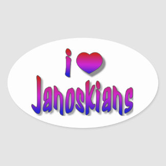 Janoskians stickers
