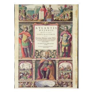 Jansson,the Fifth Volume Jansson's Postcard