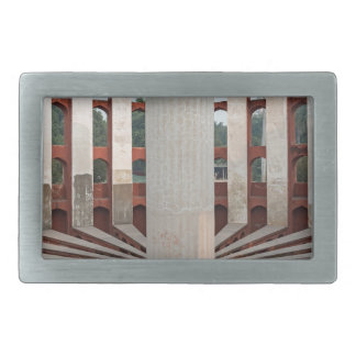 Jantar Mantar, Delhi, India Rectangular Belt Buckle