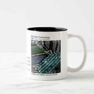 January 2006 - RHK Technology: Image of the Month Two-Tone Coffee Mug
