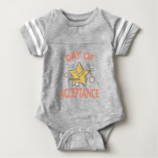 January 20th - Day of Acceptance Baby Bodysuit