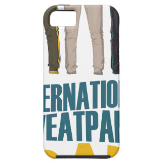 January 21st  - International Sweatpants Day Case For The iPhone 5