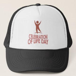 January 22nd - Celebration Of Life Day Trucker Hat