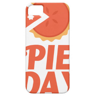 January 23rd - Pie Day - Appreciation Day iPhone 5 Case