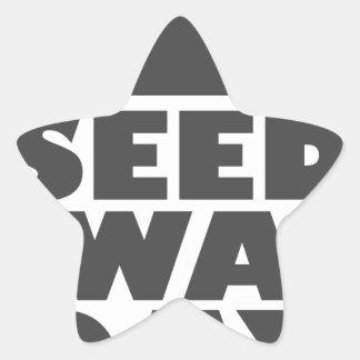 January 28th - Seed Swap Day - Appreciation Day Star Sticker