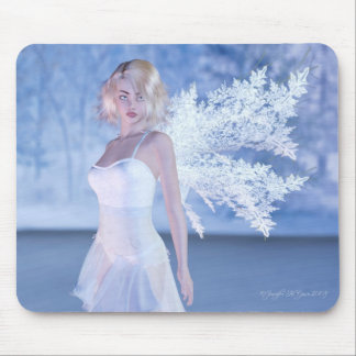 January Fae Mousepad