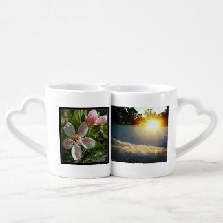 January Sunset Coffee Mug Set