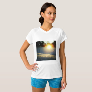 January Sunset T-Shirt