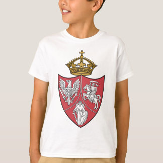January Uprising Coat of Arms T-Shirts