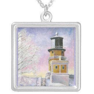 January's Light Necklace