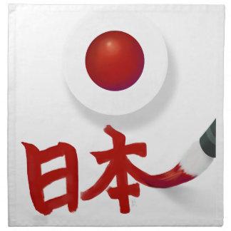Japan - 日本 napkin